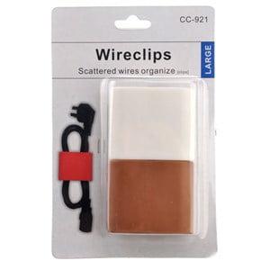 1 CORD CLIPS (2)  {CC-921}