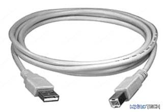 1.8M USB PRINTER CABLE