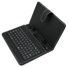 """10"""" KEYBOARD + COVER FOR TABLETS"""
