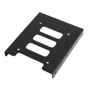 "2.5 "" FLAT MOUNTING BRACKET FOR 3.5"" BAY"