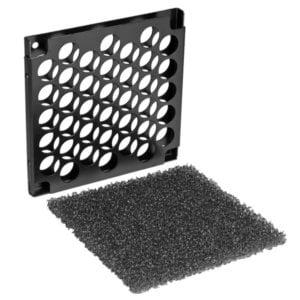 Lian-Li Removable/Washable Dust Filter Mount Kit for 140mm System Fan