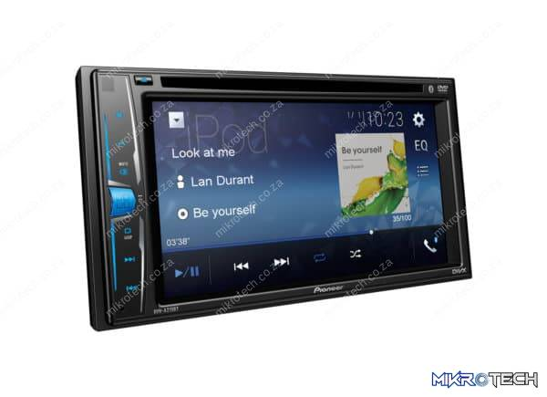 Pioneer AVH-A215BT Double Din 6.2″ Multimedia Receiver