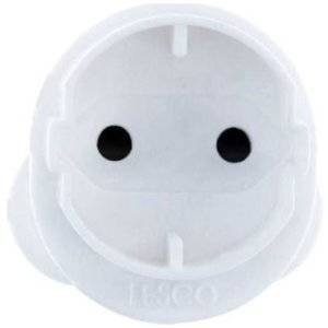 3 PRONG TO 2 PIN ROUND ADAPTER