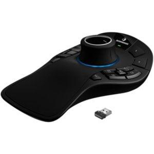 3DConnexion Space Mouse Pro Wireless 3D Navigator