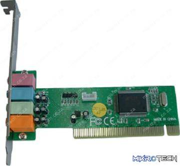 4 CHANNEL PCI CS4280-CM CHIPSET
