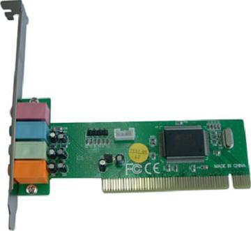4 CHANNEL PCI CS4280-CM CHIPSET
