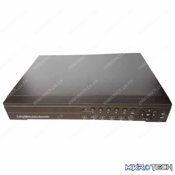4 PORT DVR WITH ALARM