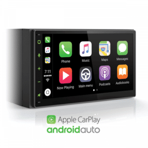 6.75? Universal CarPlay Android Auto System