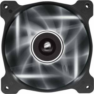 Corsair Air Series SP120 Quiet Edition White LED High Static Pressure 120mm Fan