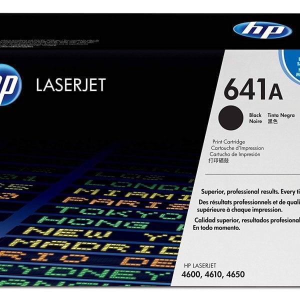 HP C9720A Black Toner, 9000pages