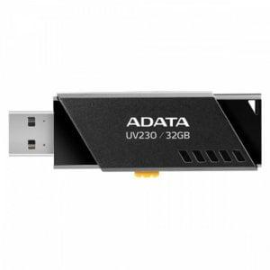 ADATA UV230 32GB FLASH DRIVE BLACK USB 2