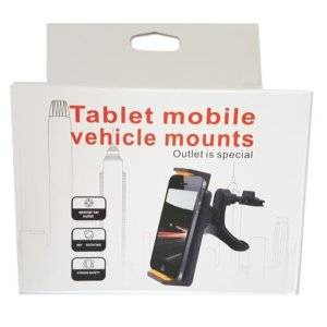 ADJUSTABLE PHONE/TAB HOLDER FOR CARS