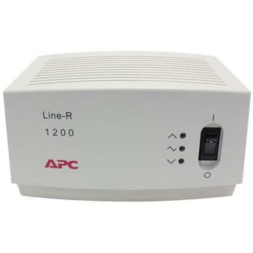 APC Line-R, 1200VA Line Conditioner/Voltage Regulator