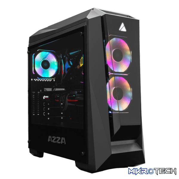 AZZA CHROMA 410B GAMING CASE