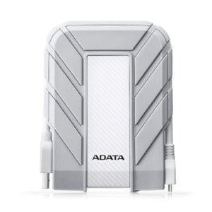 "Adata EH-A1000HD710W HD710 1TB USB 3.0 2.5"" White External Hard Drive"