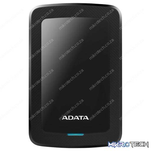 "Adata HV300 1TB 2.5"" Black USB 3.1 External HDD"