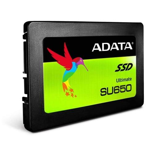 "Adata Ultimate SU650 480GB 2.5"" SATA III 6Gb/s Solid State Drive"