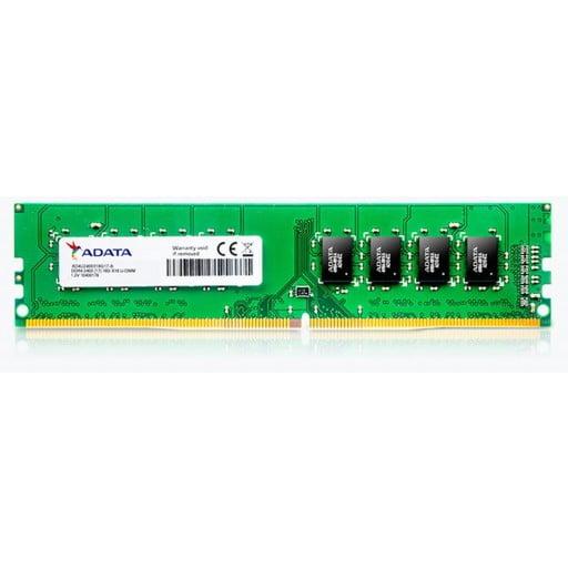 Adata AD4U2400W4G17 Value 4GB (1x4GB) DDR4-2400MHz CL17 288pin 1.2V Desktop Memory