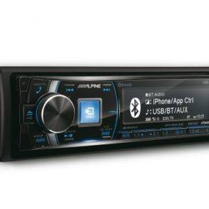 Alpine CDE-178BT CD Receiver with Bluetooth