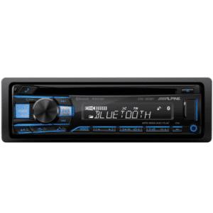 Alpine CDE-203BT CD/USB RECEIVER WITH BLUETOOTH