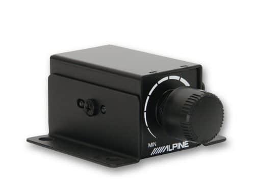 Alpine RUX-KNOB2 Remote Bass Knob