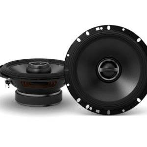 Alpine S-S65 6-1/2? (16.5 cm) Coaxial 2-Way S-Series Speakers