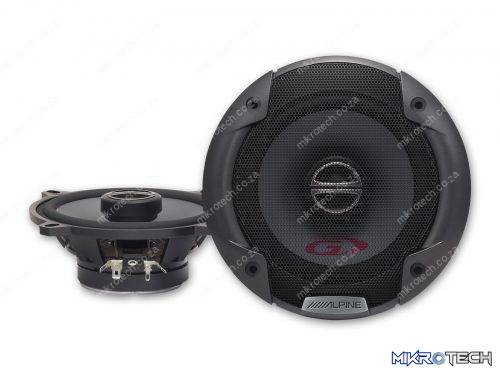 "Alpine SPG-13C2 5-1/4"" (13cm) Coaxial 2-Way Speaker"