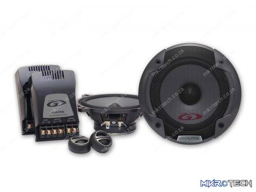 Alpine SPG-13CS 5-1/4? (13cm) Component 2-Way Speaker