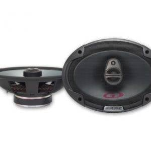 Alpine SPG-69C3 6 x 9? (16 cm x 24 cm) Coaxial 3-Way Speaker
