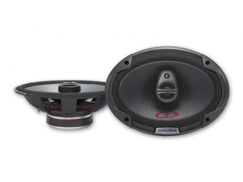 Alpine SPG-69C3 6 x 9? (16 cm x 24 cm) Coaxial 3-Way Speaker