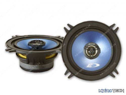 "Alpine SXE-13C2 5-1/4"" (13cm) Coaxial 2-Way Speaker"