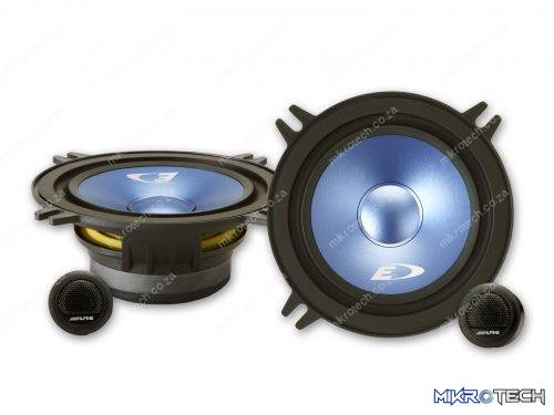 "Alpine SXE-13CS 5-1/4"" (13cm) Component 2-Way Speaker"