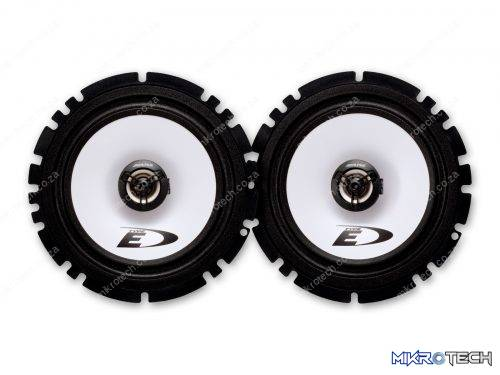 Alpine SXE-1725S 6-1/2? (16.5cm DIN) Coaxial 2-Way Speaker