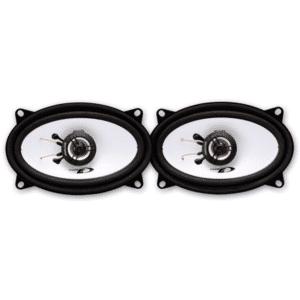 """Alpine SXE-4625S 4?x6""""(10x15cm) Coaxial 2-Way Speaker"""