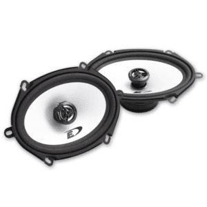 """Alpine SXE-5725S 4?x6""""(10x15cm) Coaxial 2-Way Speaker"""