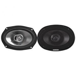 """Alpine SXE-6925S 69"""" 2-Way Type-E Series Coaxial Speakers with Mylar Tweeters"""