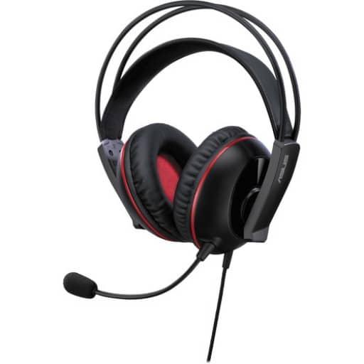 Asus Cerberus Arctic 60mm Neodymium-Magnet Gaming Headset