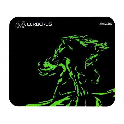 Asus Cerberus Mat Mini Green Gaming Mouse Pad