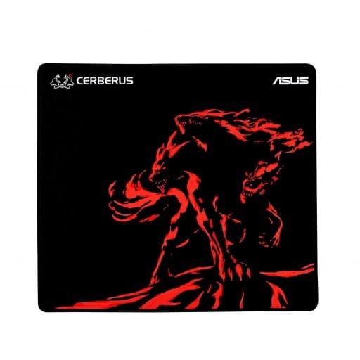 Asus Cerberus Plus Red Gaming Mouse Pad