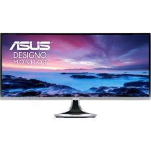 "Asus MX34VQ Designo 34"" UWQHD (3440x1440) 100Hz VA 4ms Ultra Wide Curved Desktop Monitor"