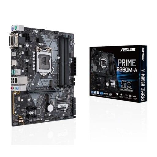Asus Prime B360M-A Intel B360 LGA 1151 mATX Desktop Motherboard