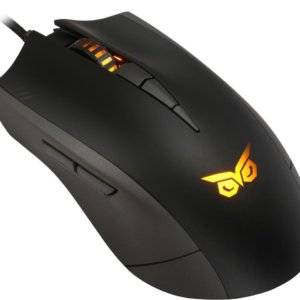 Asus Strix Claw Ergonomic Optical Gaming Mouse