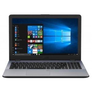 """Asus F542UA-GQ828R VivoBook 15 Intel Core i5-8250U 1.60GHz Quad Core 15.6"""" WXGA (1366x768) Anti-Glare 8GB (1x8GB) DDR4-2133MHz 1TB 5400RPM HDD Windows 10 Pro 64-bit Notebook"""