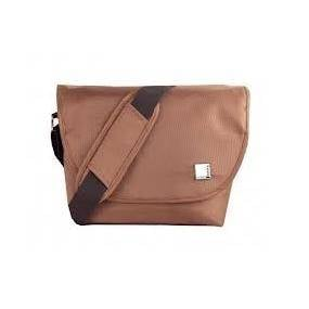 B-COLORS BROWN BEIGE BAG FOR CAMERA & LE