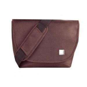 B-COLORS BROWN BLUE BAG FOR CAMERA & LEN