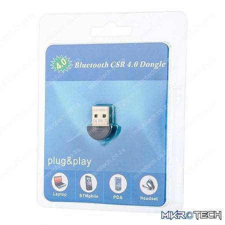 Bluetooth Version 4.0 USB Adapter