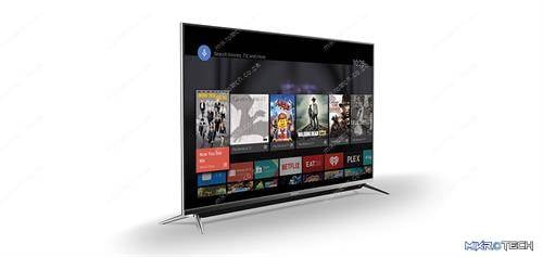SkyWorth 49 inch 4K UHD Smart Android TV with Built In Chromecast