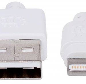 Manhattan iLynk USB Cable with Lightning Connector