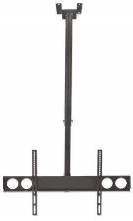 """Manhattan Universal FlatPanel TV Ceiling Mount Supports one 37"""" to 70"""" television"""