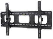 "Manhattan Universal Flat-Panel TV Tilting Wall Mount -Supports one 37"" to 85"" television"